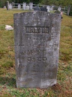 Mary M. Abbott
