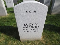 Lucy Victoria <i>Lore</i> Amadon
