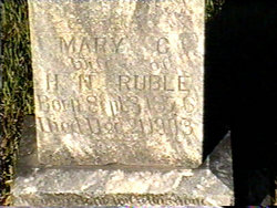 Mary Catherine <i>Reynolds</i> Ruble