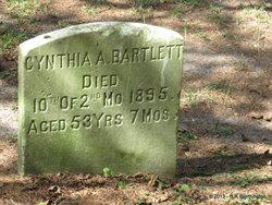 Cynthia A Bartlett