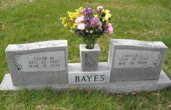 Helen Levon <i>Bland</i> Bayes