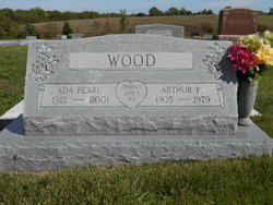 Ada Pearl <i>Petree</i> Wood