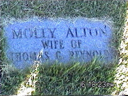 Mollie <i>Alton</i> Reynolds