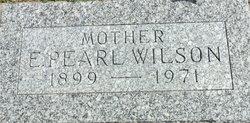 E. Pearl Wilson