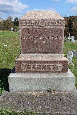 Dr Anthony Mason Barney