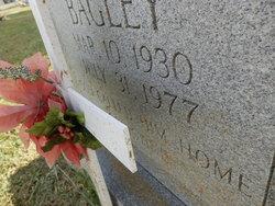 David Talmadge Bagley