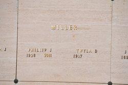 Phillip J Miller