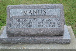 William A. Manus