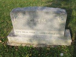Grace Anna <i>Runyan</i> Crim