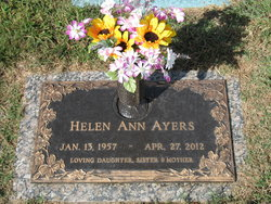 Helen Ann Ayers