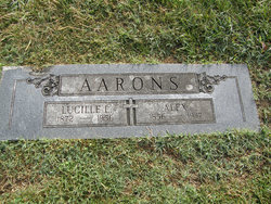 Lizzie Lucille <i>Carver</i> Aarons