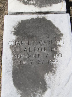 Charles Carroll Alford