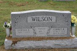 Corbet R Wilson