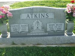 Mary Ruth <i>Hutson</i> Atkins