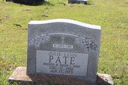 Julie Lynn Pate