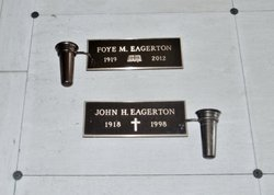 Rev Foye McKenzie Eagerton