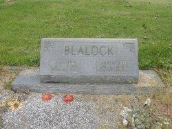 Lawrence G Blalock