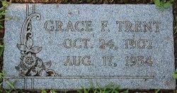 Grace Frances <i>Cromer</i> Trent