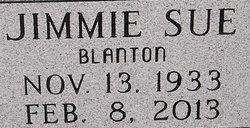 Jimmie Sue <i>Blanton</i> Bilnoski