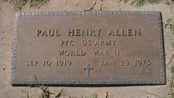 Paul Henry Allen