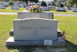 Barbara Anne <i>Jones</i> Akins