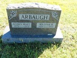 Agnes Mary <i>Bowker</i> Arbaugh