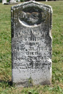 Benjamin P. Ford