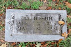 Donaldson H. Smith