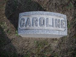 Caroline <i>Mapes</i> Abbott