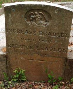 Increase Bradley