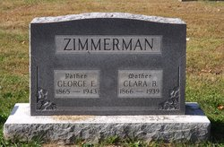George E Zimmerman