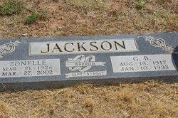 Zonelle <i>Perkins</i> Jackson