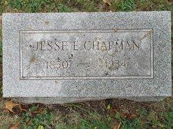 Jesse E. Chapman