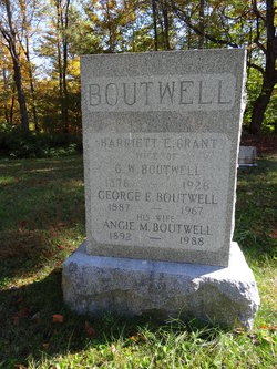 Angie May <i>Hovey</i> Boutwell