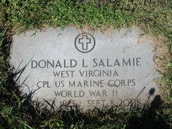 Donald L Salamie