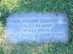 Loren Duane Carpenter