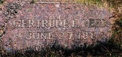 Gertrude Florence <i>Wooldridge</i> Berry