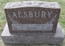 Charles R Alsbury