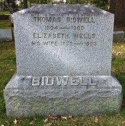 Infant Son Bidwell