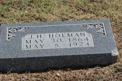 Joseph Houston Holman