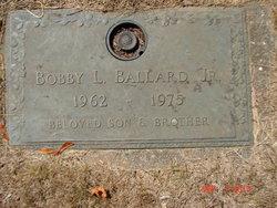 Bobby L Ballard, Jr