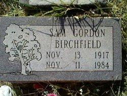 Sam Gordon Sammy Birchfield