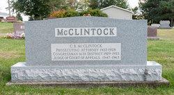 Charles Blaine McClintock