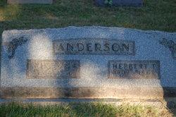 Herbert T Anderson