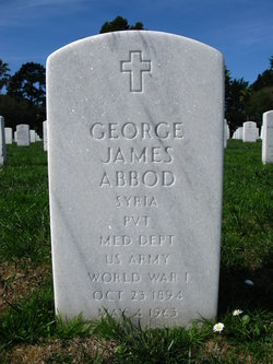George A Abbod