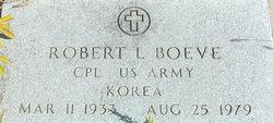 Robert Lee Boeve
