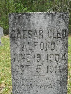 Caesar Cleo Alford