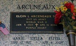 Annie Stella <i>Tabor</i> Arceneaux