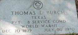 Thomas Lester Burch