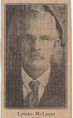 Lyman McLucas